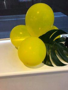 Foyer Balloon Decoration