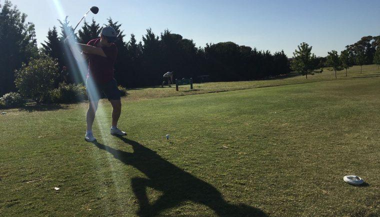 Golf Day 3